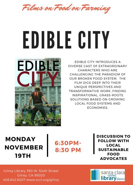 EdibleCity